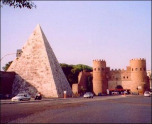 Restoration of Piramide